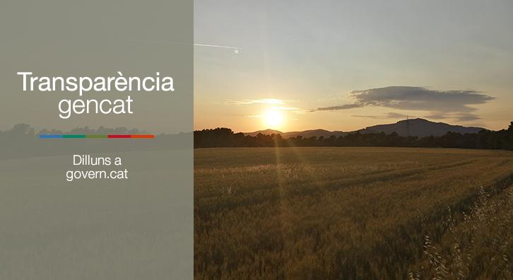 El Govern aposta per l'Estratègia de la bioeconomia de Catalunya