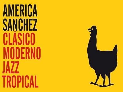 America Sánchez exposició