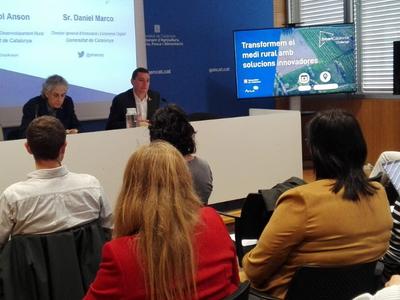 La transformació digital del medi rural amb solucions innovadores, objectiu de la nova edició de l'SmartCatalonia Challenge
