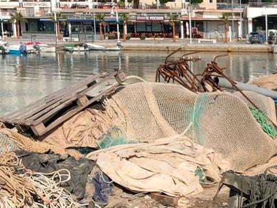 La Generalitat destina 7,8 milions d'euros a la reparació dels danys causats pel temporal als ports de l'Ametlla de Mar, l'Ampolla i les Cases d'Alcanar