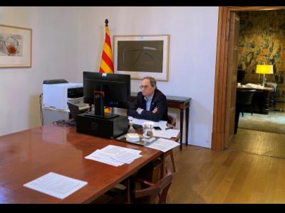 Reunió Consell Escolar de Catalunya