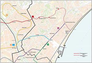 Badalona metro