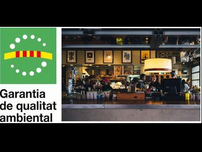 Distintiu de garantia de qualitat ambiental per a restaurants