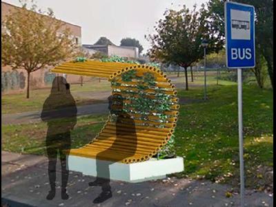 Un dels projectes reconeguts, proposat per Dbambú