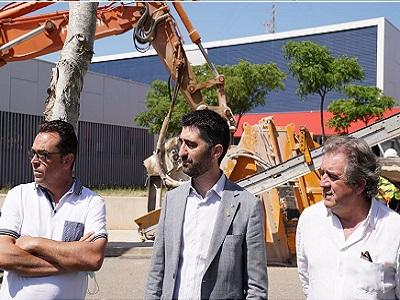 Visita obres de fibra òptica al Baix Penedès, Alt Camp i la Conca de Barberà
