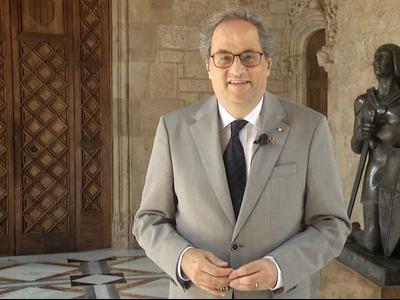 El cap de l'Executiu ha posat en valor iniciatives com l'Àgora de Lleida