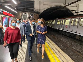 metro mobilitat reduïda