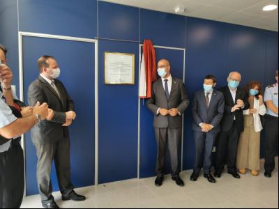 Foto inauguració comissaria