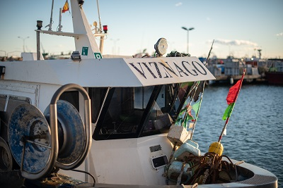 Embarcació pesquera