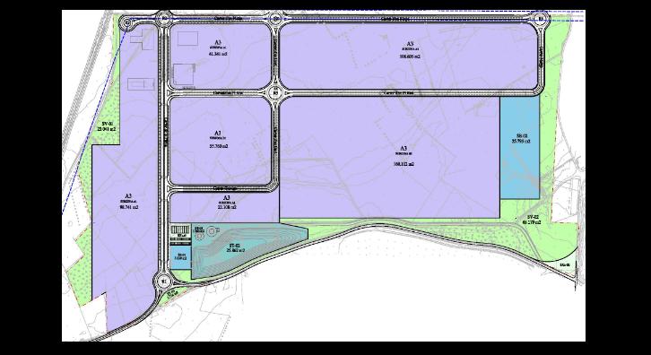 Urbanització de la fase 2 del LOGIS Empordà.