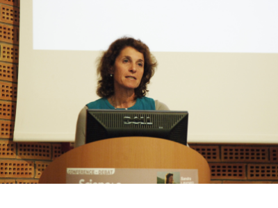 Sandra Lavorel.