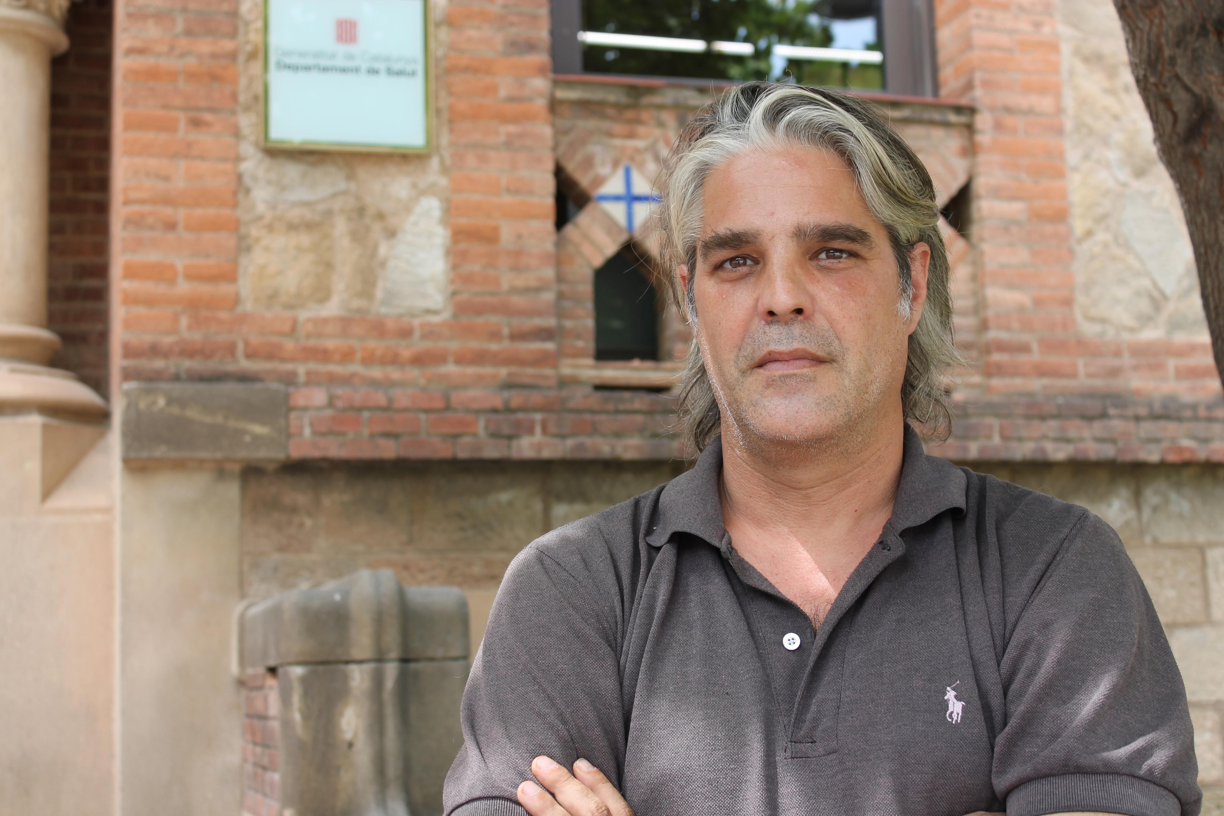 Jacobo Mendioroz, nou subdirector general de Vigilància i Resposta a Emergències de l'Agència de Salut Pública de Catalunya