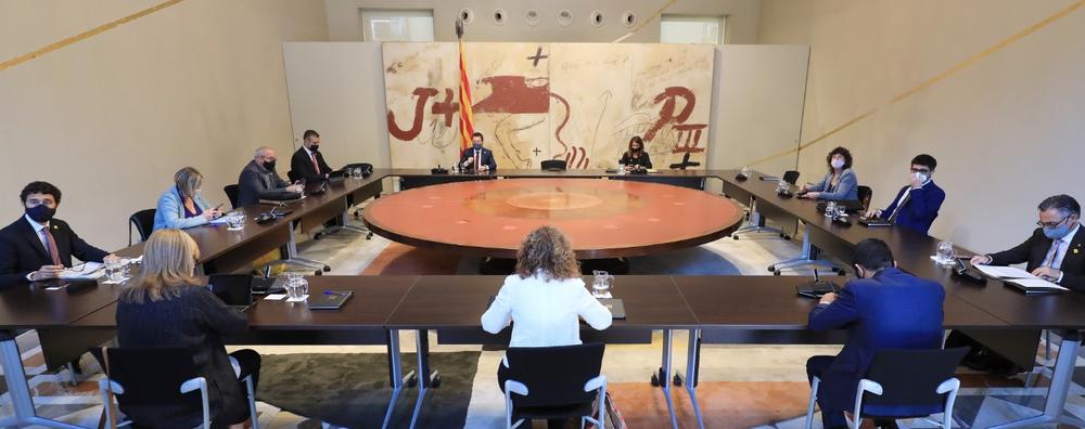 Reunió del Govern