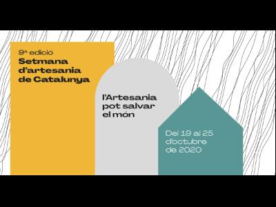 Setmana d'Artesania de Catalunya 2020
