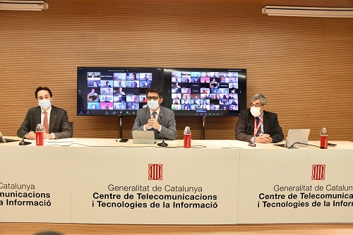 presentació acord marc CTTI