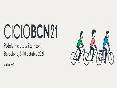 ciclobcn21 bicicleta mobilitat sostenible cicloturisme eurovelo