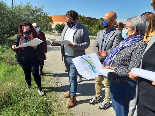 Juli Fernàndez a Parets del Vallès