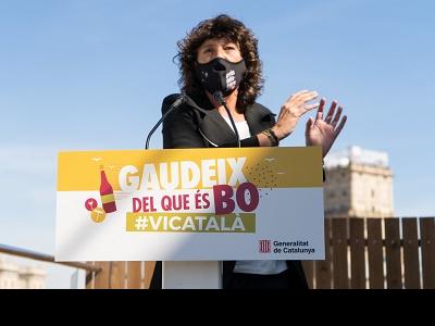 Logotip campanya vi catala