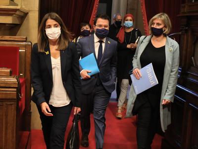 El Govern anuncia la incorporació de 600 persones als serveis de vigilància epidemiològica per enfortir la prevenció dels contagis de la Covid-19