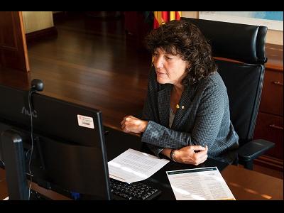 Consellera Teresa Jordà