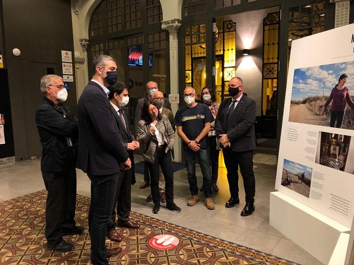 Exposició fotogràfica.