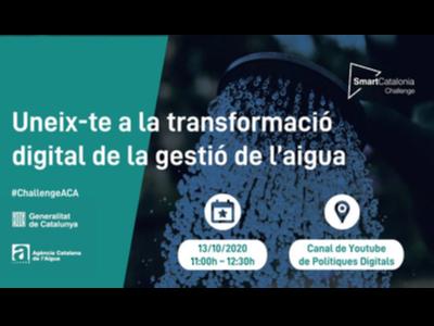 SmartCatalonia Challenge ACA
