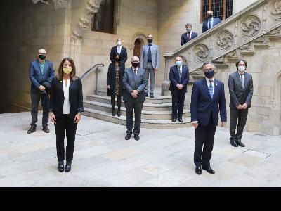 Entrega dels Premis Nacionals de Recerca 2019