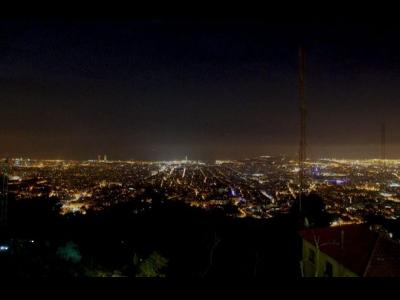 Barcelona, de nit.