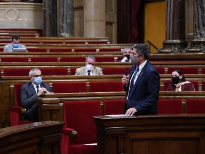 """Conseller Sàmper: """"La nova identificació dels Mossos d'Esquadra permetrà una visió des de 360 graus"""""""