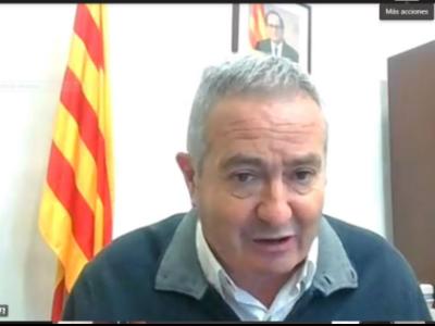 El delegat del Govern a les Terres de l'Ebre destaca la situació 'alarmant' de la pandèmia de la Covid19 a les Terres de l'Ebre