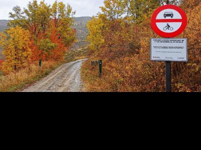 Prohibició de la circulació motoritzada