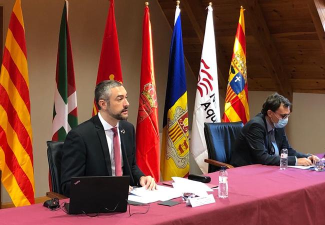 Solé, al plenari de la Comunitat de Treball dels Pirineus: