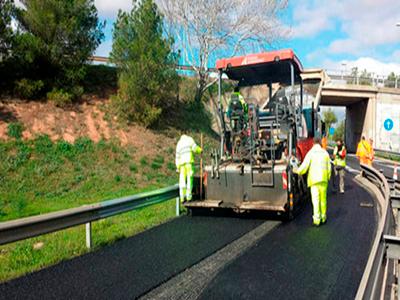 ferm manteniment conservació asfaltatge