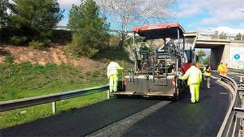 conservació ferm manteniment asfaltatge