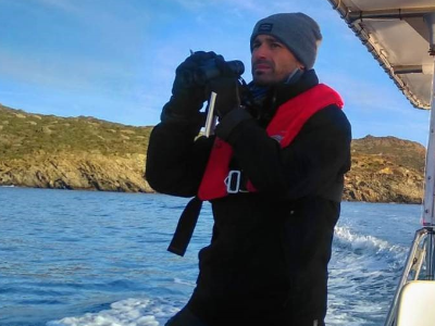 Ponç Feliu, nou director del Parc Natural de Cap de Creus.