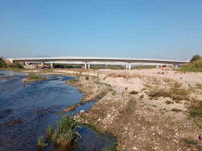 pont Tordera Malgrat Blanes Gloria