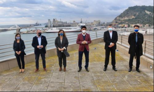 Presentació 5G Maritime al Port de Barcelona