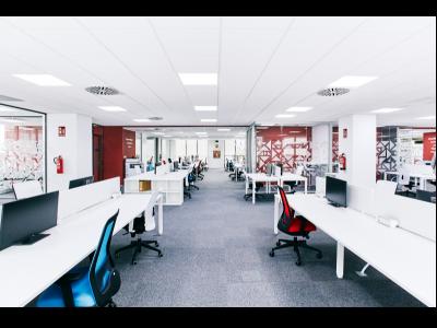 L'empresa tecnològica francesa SQLI crea 100 llocs de treball a Sant Just Desvern amb l'obertura de la primera seu a la península