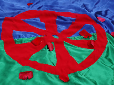 bandera rom