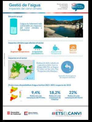 Infografia aigua