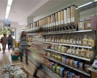 Botiga de productes ecològics