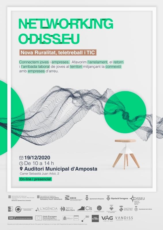 Jornada networking Odisseu a Amposta
