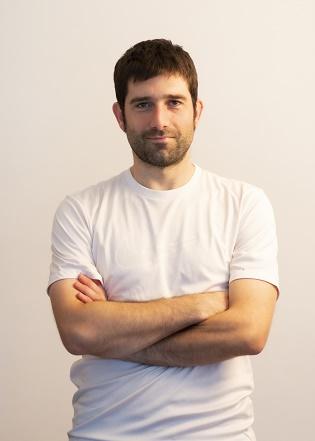 Foto web del formatger Jordi Domènech