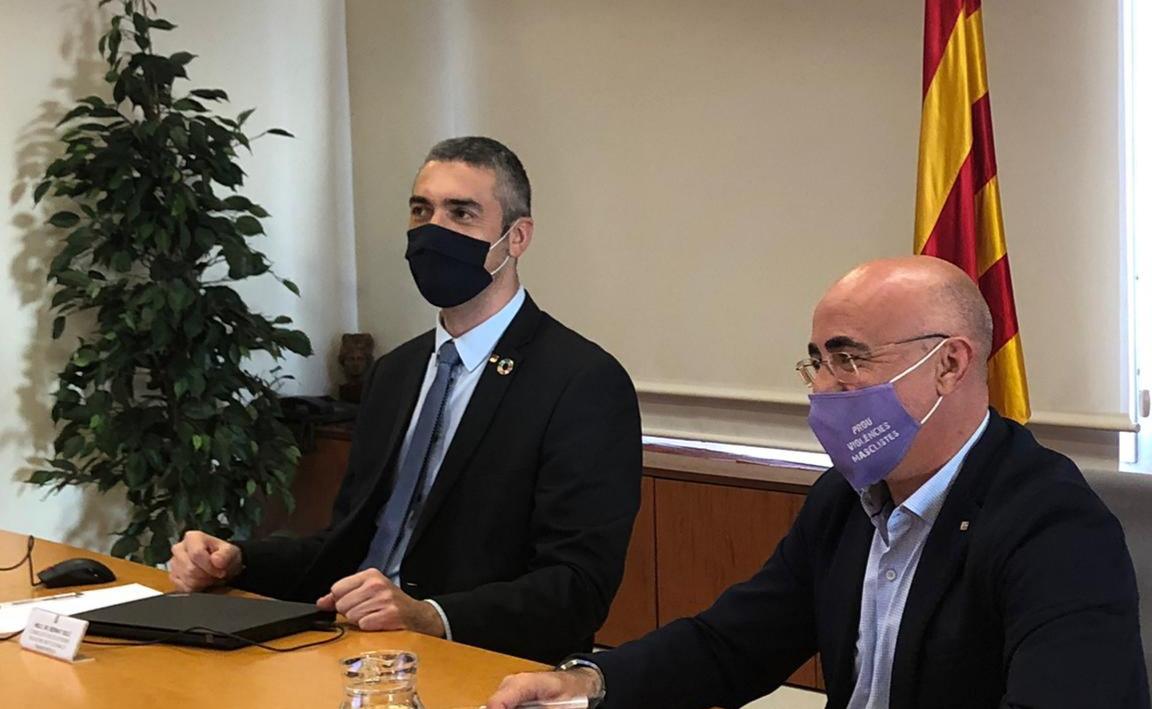 Reunió alcaldes Camp de Tarragona