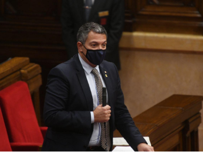 El conseller Sàmper demana més recursos legals per fer front a la violència de gènere