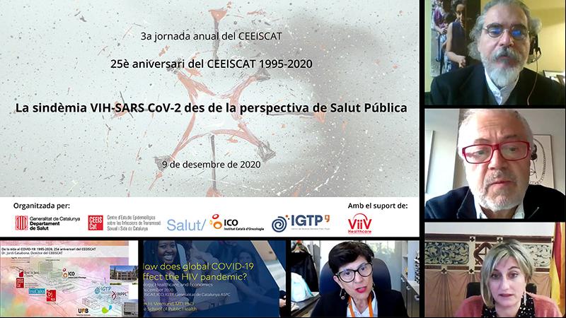 De la sida a la COVID: 25 anys de recerca d'excel·lència en epidemiologia i infeccions de transmissió sexual a Catalunya