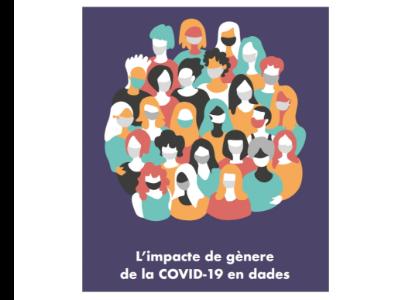 Imatge informe Covid 19 i gènere