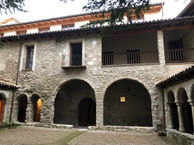 Rehabilitació de la capella que dóna al claustre