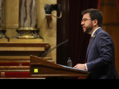 El Govern reitera la crida a la responsabilitat de tothom davant l'evolució de la pandèmia a Catalunya