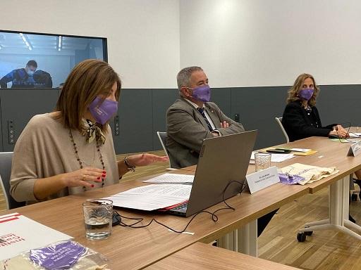 Mesa Institucional del Circuit de les Terres de l'Ebre per a l'abordatge de la violència masclista